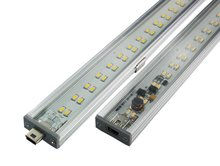 10-30V DC 50cm 7W SMD3014 LED Rigid Strips USB Base CE&RoHS