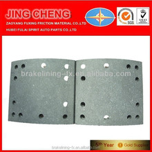 tractor parts compact brake lining FMSI 4515 for Howo BPW SAF