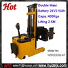400Kgs Electric Drum Rotater/Battery Electric Drum Lifter (With CE China)