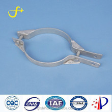 ADSS Cable Fitting Fasten Clamp,Pipe Clamp Made in China