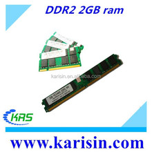 China factory SODIMM/Longdimm ddr2 ram 2gb 667 800 mhz memory module in good condition