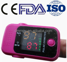 XF-D5 handheld finger pulse oximeter with CE
