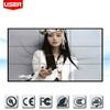 Indoor 47inch lcd video wall 4.7mm ultra narrow bezel led backlight 3 x 4