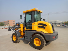 High quality cheap price new mini wheel loader YN715 imported engine 1.5 t bucket 0.8m3 cheap wheel loader price
