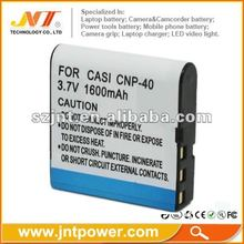Battery For Casio NP-40 NP40 Exilim FC150 FC100 EX-Z450 CNP40 NP-40 camera battery pack