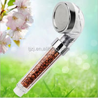 Hot sale healthy home use far infrared shower head hand shower