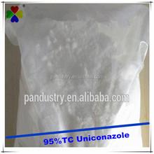 CAS NO.83657-22-1 Uniconazole 95%tc tech grade in agriculture
