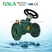 surge relief valve / hydraulic balancing valve / water release valve