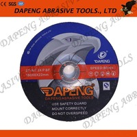 T27 TYPE 7 inch High-profile 180x6x22mm external hard grinding disk for sharpening stone