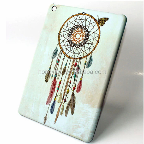 Custom printed plastic mobile tablet cover case