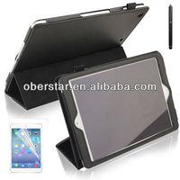 pu Leather Smart Case Cover for iPad Mini 2 with Retina