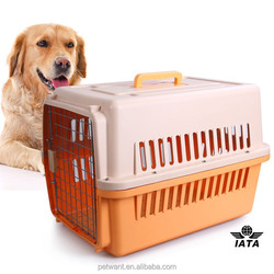 IATA Approved airline pet cages pet carriers