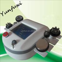 Slimming machine vacuum suction cavitation rf bio, vacuum tripolar rf cavitation fat reduction, cavitation rf vacuum slimming