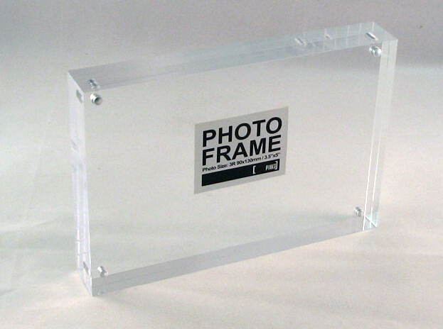 Top quality clear acrylic metal plastic picture frame profiles