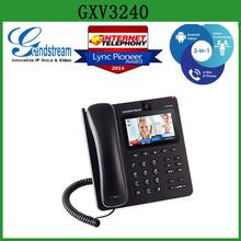 Grandstream Voip Phone GXV3240 Skype Video Phone WiFi SIP Desk Phone