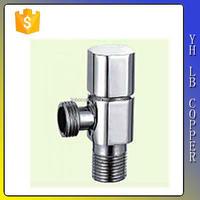 (2C-JE295) Brass long angle valve