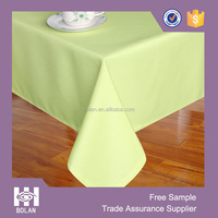 100%polyester sigle color tablecloth,made in china,custom tablecolth