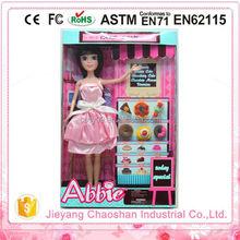 New Design Doll Lovely Plastic Dolls For Children