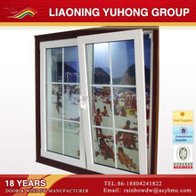 Most popular styles include double glazing pvc tilt and turn window