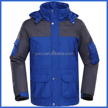 Popular design mens windproof jacket coat