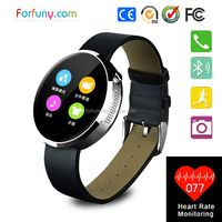 2015 OEM Touch Screen Smart Watch With Heart rate Monitor For Apple