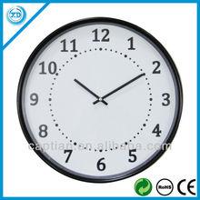 38cm de hierro reloj de pared para la venta