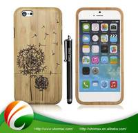 Super Quality Personalized Wooden Case For Iphone6 Plus