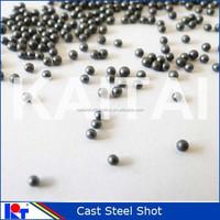 Sand blasting steel shot s460 with good price