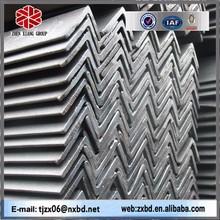 Hr tensile strength of mild steel standard steel angle iron weights