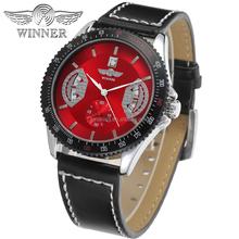 relojes winner watch Waterproof watches men luxury brand automatic