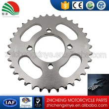 Material of Chain Sprocket / Bajaj CT100 Chain Sprocket / Motorcycle Timing Chain