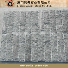 pierre de basalte revêtement de mur