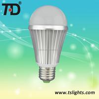 6W E27, B22 Doppler sensor LED bulb