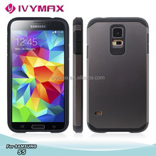IVYMAX alibaba trending hot products handphone accessories protectores para celulares matte case for samsung galaxy s5