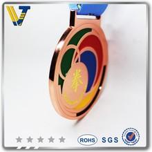 Cheap custom gold medal/awards medal/sport medal