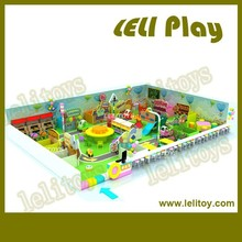 LL-I02 Children Commercial Indoor Playground Equipment