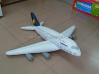 Customized pvc inflatable plane,inflatable airplane model