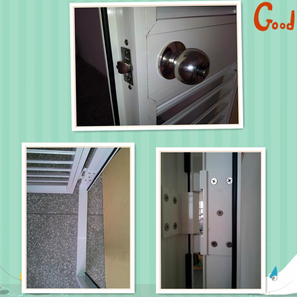 China fabrikant scharnieren louvre deuren modern interieur tweeën ...