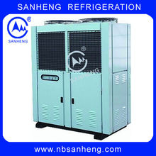 Cabinet Type Air-Cooled Condensing Unit CHF