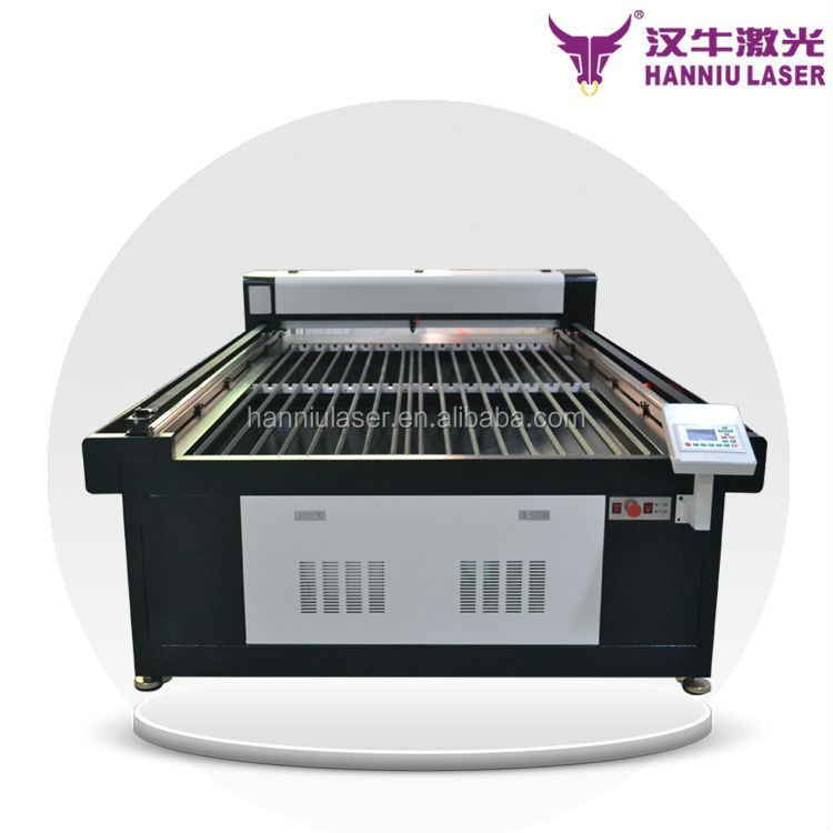Hanniu K1325 High Power 400 Watt Co2 Laser Cutting Machine