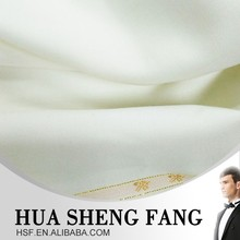 New style wedding dress White suits for men fabric