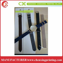 Fashion Style Watches Packing Header Hanging Card