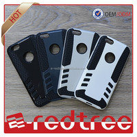 New product mobile phone 2 in 1 case OEM/ODM cover for iphone 6