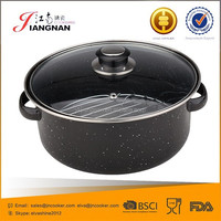 Hot New Products for 2015 Color Changing Korean Grill Pan