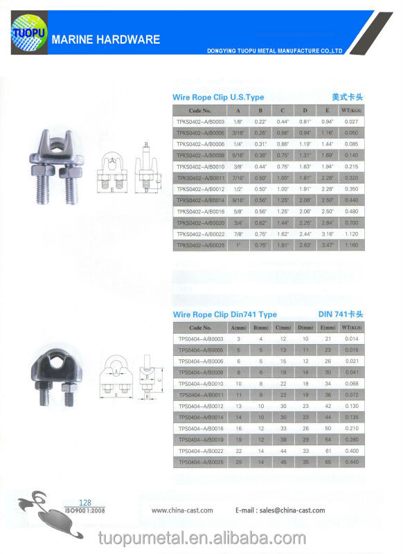 High Quality Steel Wire Rope Fasteners,Electric Galvanized Wire Rope ...