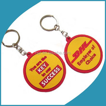 Custom keychain manufacturers in china,cheap custom fashion key chain,promotional rubber keychain wholesale