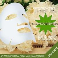 MT anti aging serum, alginate mask