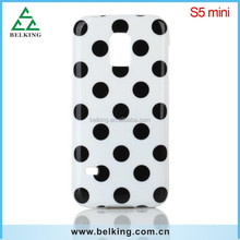 TPU Case For S5 mini, for S5 mini Soft Rubber Case, Cover Case for S5 mini