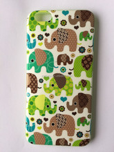 cartoon cell phone case for iphone 6 plus AP6P001