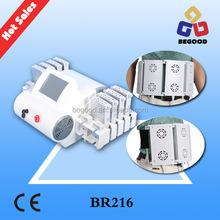 4D Lipo laser/ Four Dual Wavelength Laser Machine / Diode Lipo Laser Slimming Machine